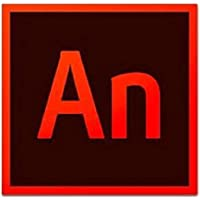 Adobe Animate | Flash and 2D animation software | 1-month Subscription with auto-renewal, PC/Mac
