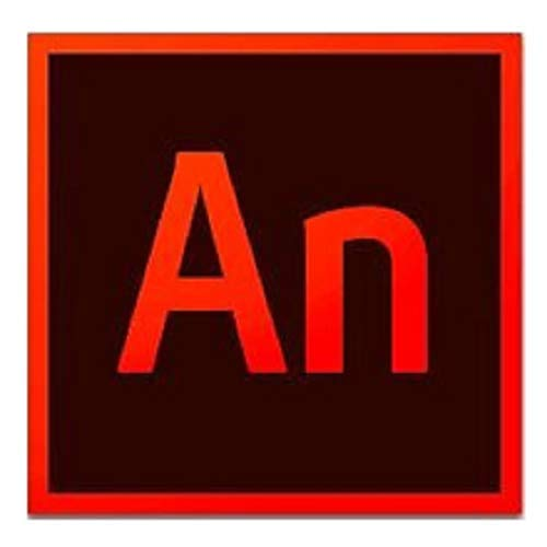 Adobe Animate | Flash and 2D animation software | 12-month Subscription with auto-renewal, billed monthly, PC/Mac (Flash Cartoon Animation)