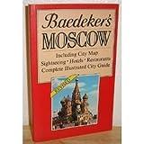 Moscow, Karl Baedeker, 0130580414