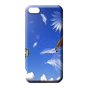 iphone 6plus 6p phone covers Premium Attractive stylish sky blue air white cloud