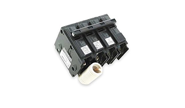 Murray MP360ST 240-Volt type MP-T 60-Amp Circuit Breaker with 120-Volt Shunt Trip Three pole