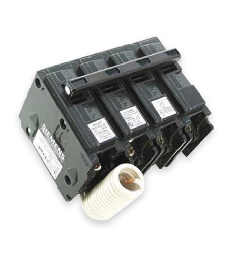 Murray MP3100ST 240-Volt type MP-T 100-Amp Circuit Breaker with 120-Volt Shunt Trip Three pole by Murray (Image #2)