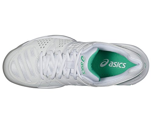 Outdoor Dedicate Asics 4 Weiß Fitnessschuhe Damen Gel wfnq4AxInz