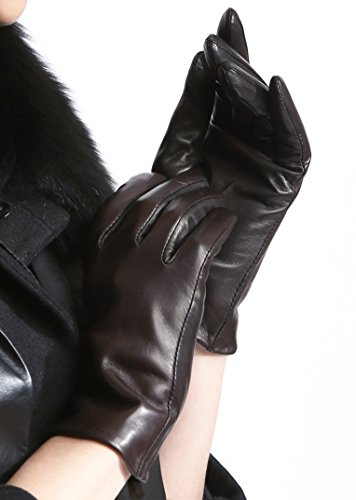 tanners-avenue-womens-modern-style-lambskin-leather-gloves-medium-brown
