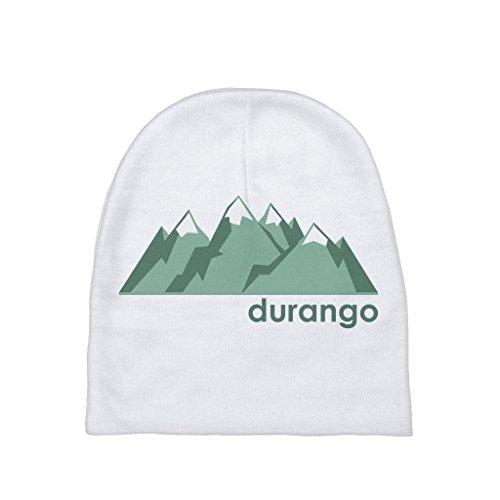 Durango Mountain Range - Colorado Unisex Baby Beanie ()