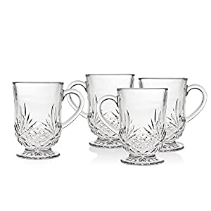 Crystal Coffee Cups