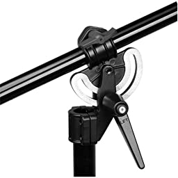 CowboyStudio M-1 Double Duty 2-in-1 13\' Rotatable Studio Boom Stand / Light Stand 12lb Load with Sandbag