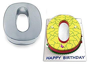 - EURO TINS Large Number Wedding Birthday Anniversary Baking Cake Pan 14