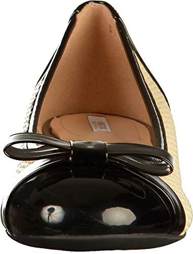Geox nero D Ballerine da pelle donna C8616 D Wistrey r0pa7r
