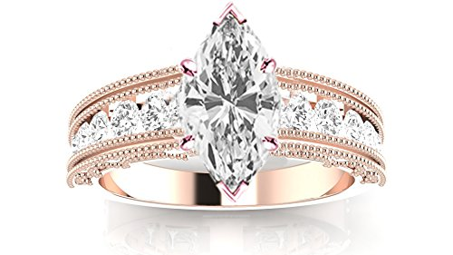 1.31 Ct Marquise Diamond - 2