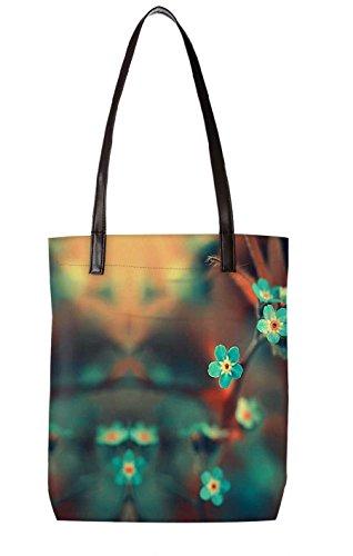 Snoogg Strandtasche, mehrfarbig (mehrfarbig) - LTR-BL-3192-ToteBag