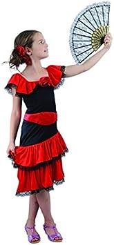 Disfraz de flamenco niña - 10-12 años: Amazon.es: Juguetes y juegos