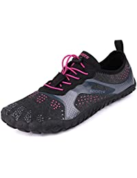 Women Wide Quick Dry Barefoot Hiking Water Shoes