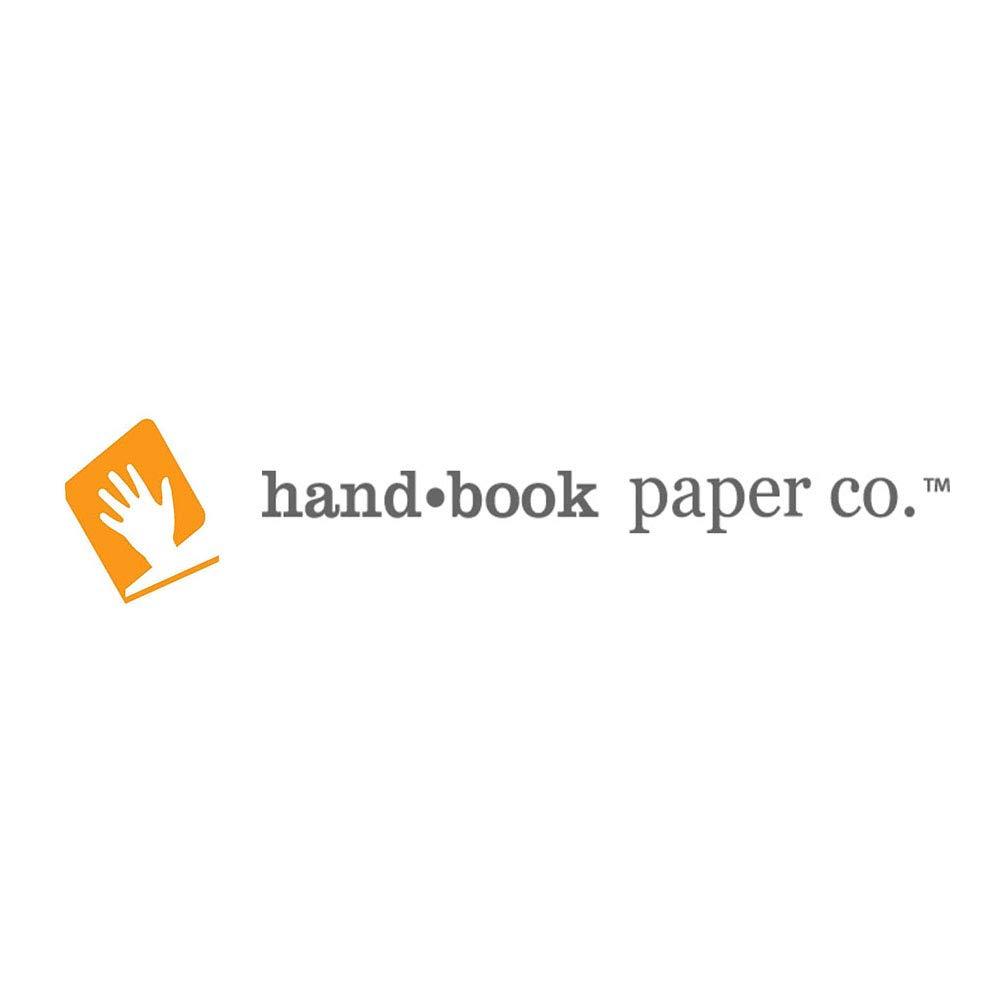 Global Art Materials Hand Travelogue Watercolor Book, Square Natural