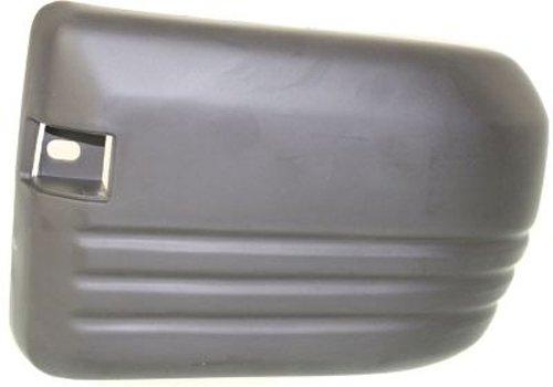 CPP Rear, Driver Side Bumper End for 1989-1991 Isuzu Trooper IZ1104117