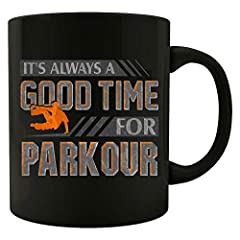 This amazing parkour theme Mug would make a great addition to your collection. Perfect for base jumpers who love displaying their personality and passion for all to see
