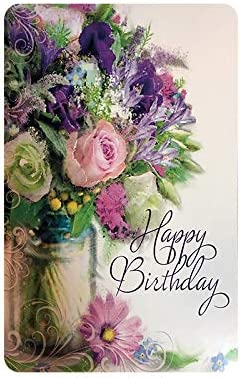 Happy Birthday Blumenstrauss