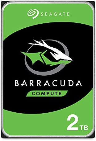 Seagate BarraCuda Internal Drive 3 5 Inch product image
