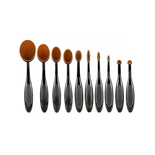fashioncoper-10pcs-mini-toothbrush-eyebrow-foundation-eyeliner-lip-oval-beauty-brushes