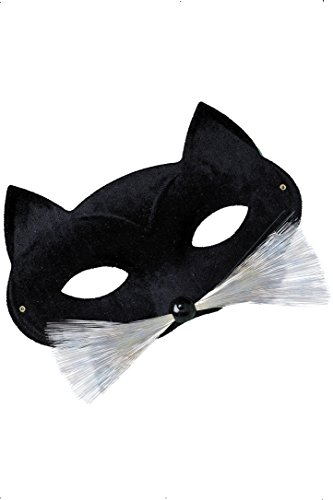 Costumes Cat Whiskers (Cat Eyemask Costume Accessory)