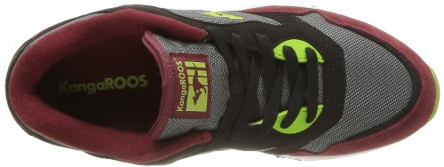 Lime Ultimate Sneakers Black KangaROOS 2 Mehrfarbig Burgundy 658 Herren U0xxaq