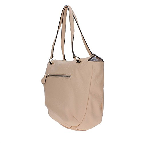 Guess Bag Peach Women's Shoulder Korry vOqwT8B