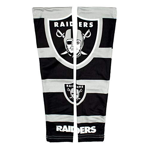 NFL Oakland Raiders Strong Arms Sleeves