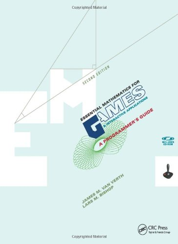 Essential Mathematics for Games and Interactive Applications: A Programmer's Guide, Second Edition by Morgan Kaufmann