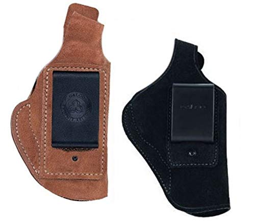 (Galco Waistband Inside The Pant Holster for 1911 5-Inch Colt, Kimber, Para, Springfield (Natural,)