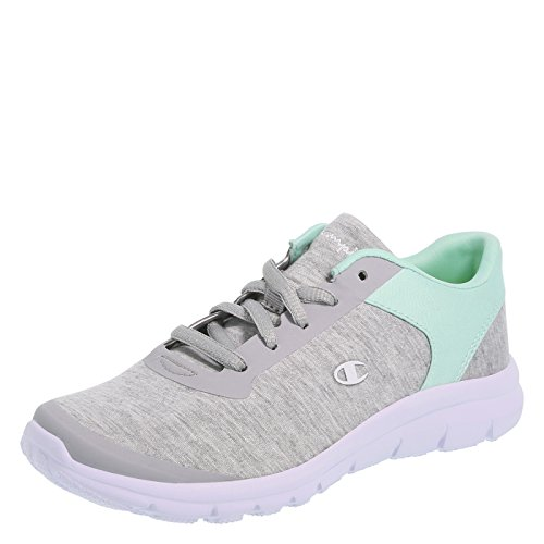 Champion Grey Mint Girls' Gusto Cross Trainer 2 Regular