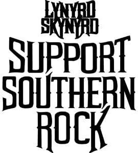 Lynyrd Skynyrd Decal FREE US SHIPPING
