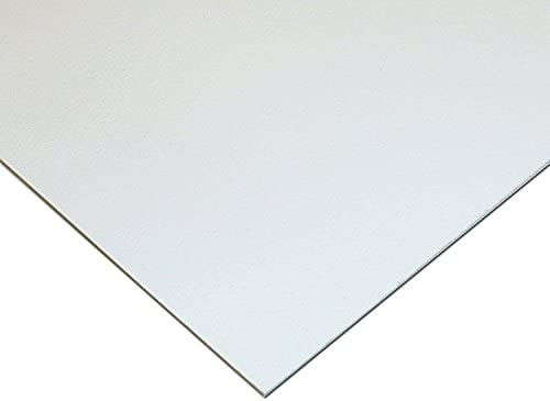 Online Metal Supply High Impact Polystyrene Plastic Sheet  020