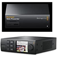 Blackmagic Design Web Presenter - Bundle with Blackmagic Design Teranex Mini Smart Panel