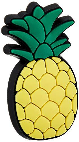 Crocs Jibbitz Food Shoe Charm, Pineapple, Small
