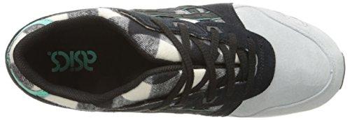 Asics Men's Gel-Lyte III Fashion Sneaker White/Black 71CccU