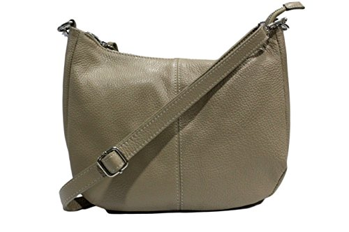 fanny cuir cuir Taupe sac main sac cuir Plusieurs cuir sac a fanny Fanny Sac femme Coloris fanny Italie bandouliere sac CHLOLY fanny bandoulière 8xq6ZAO