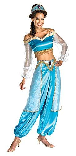 Jasmine Prestige Adult 4-6 Adult Womens (Adult Prestige Jasmine Costumes)