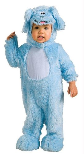 [Blues Clues Blue Romper Toddlr] (Blues Clues Costumes Toddler)