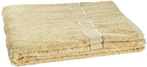 MA Online Fancy - Toallas de baño de 100% algodón Egipcio y Toallas de Mano Suaves y Hermosas: Amazon.es: Hogar