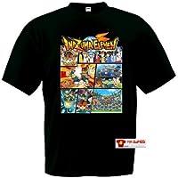 Mx Games Camiseta Inazuma Eleven