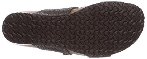 Papillio ALICIA - Sandalias de vestir de cuero para mujer marrón - Braun (NEMO BROWN)