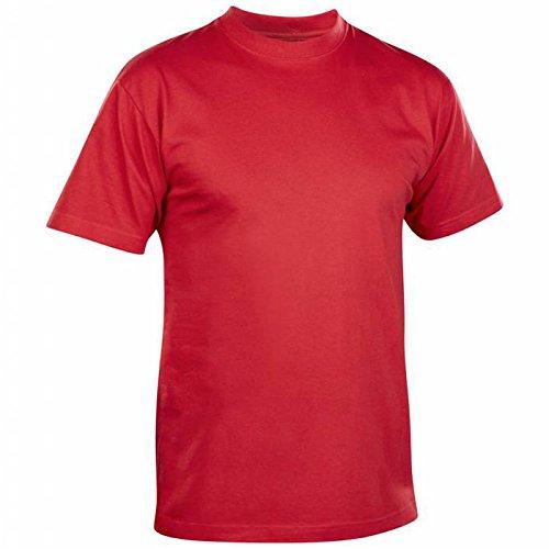 T-Shirt BLAKLÄDER 3300 Rot Gr. XS-3XL