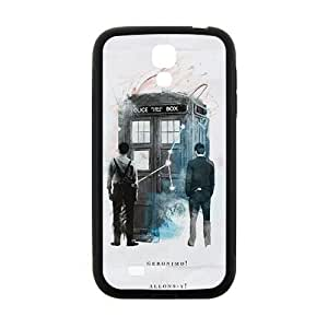 DAZHAHUI Doctor Who Fahionable And Popular Back Case Cover For Samsung Galaxy S4