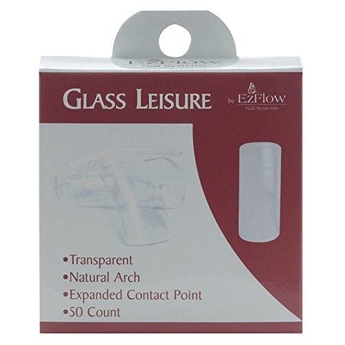EZ Flow Leisure Tips, No.1 Glass, 50 Count