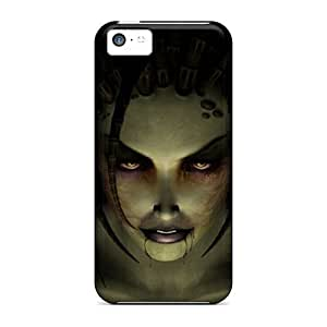 Protection Cases For Iphone 5c / Cases Covers For Iphone(starcraft)