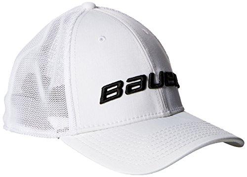 Bauer Men s New Era 39Thirty Mesh Back Cap - Import It All 271f22c79d8