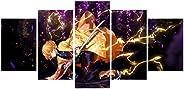 Jackethings Demon Slayer: Kimetsu no Yaiba Póster sin marco de anime