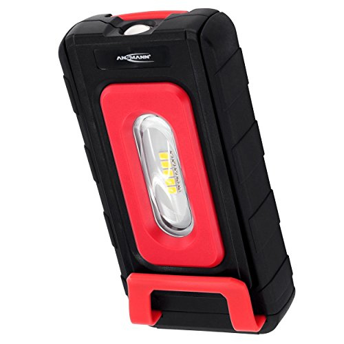 Price comparison product image Ansmann 1600-0180 WL200B Battery-Operated Workshop Light for Professional Use