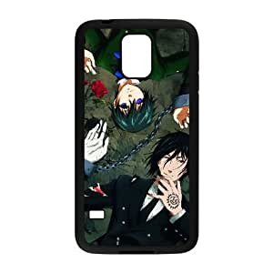 Black Butler Samsung Galaxy S5 Cell Phone Case Black 218y-051038