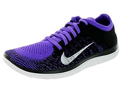 Amazon.com | Nike Free 4.0 Flyknit Women's Running Shoes